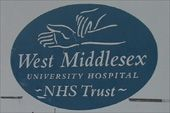 West Middlesex Hospital, Isleworth